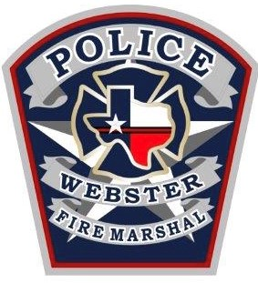 Webster Fire Marshal Patch