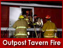 Outpost Tavern Fire