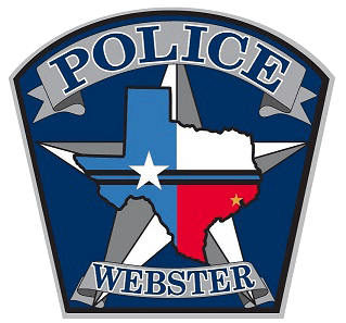 Webster Police Patch
