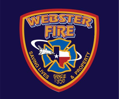 Webster Fire Department Logo