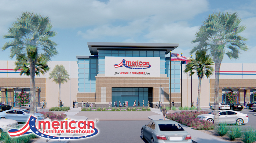 American Furniture Warehouse - Webster