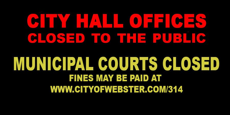 Municipal Closed Courts
