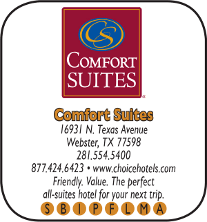 Comfort Suites on Texas Ave.