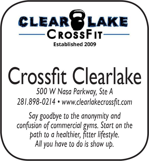crossfit clear lake