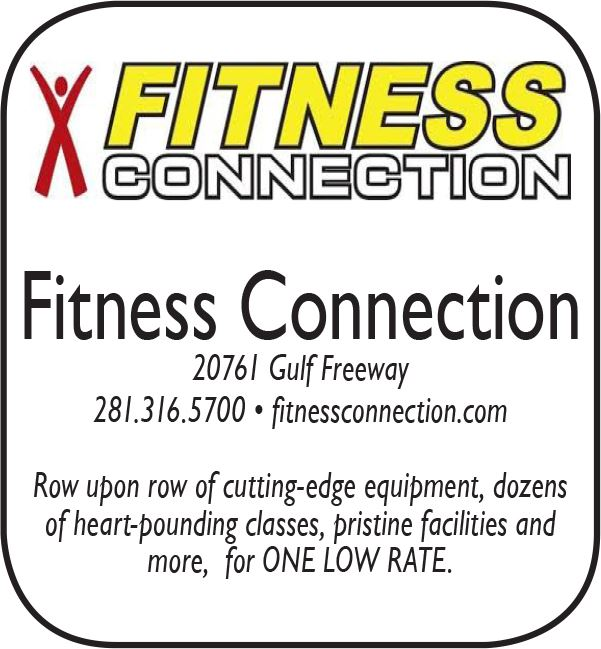 fitness connection ad