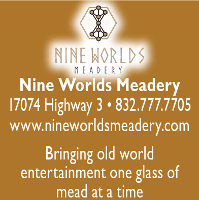 Nine Worlds Meadery