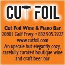Cut Foil Wine Bar