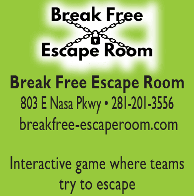Break Free Escape Room