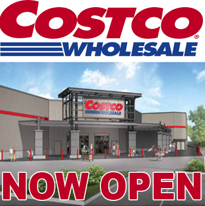 Costco - now open