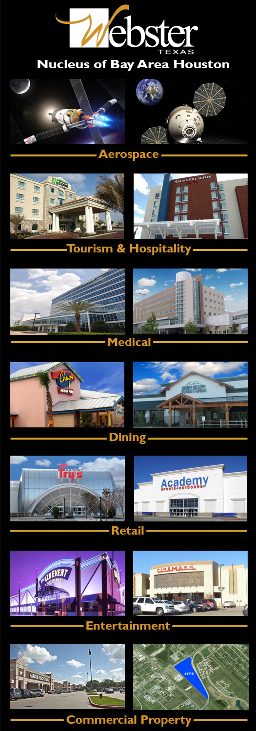 Webster's Business Sectors
