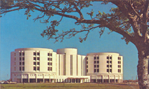 Clear Lake Regional Medical Center in 1972