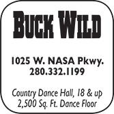 Buck Wild Country Dance Hall