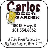 Carlos Beer Garden