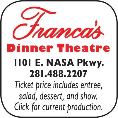 Francas Dinner Theatre