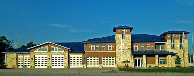 Webster Fire Station 1